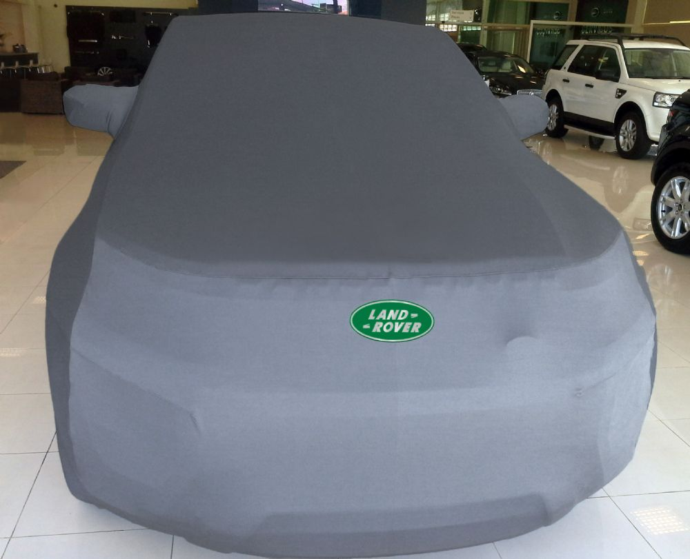 LAND ROVER DISCOVERY 4 Capa Automotiva