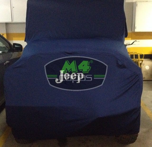 WILLYS JEEP Capa Automotiva