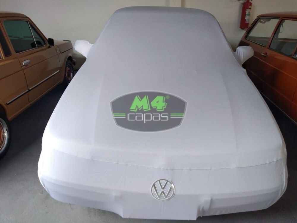 VW LOGUS Capa Automotiva