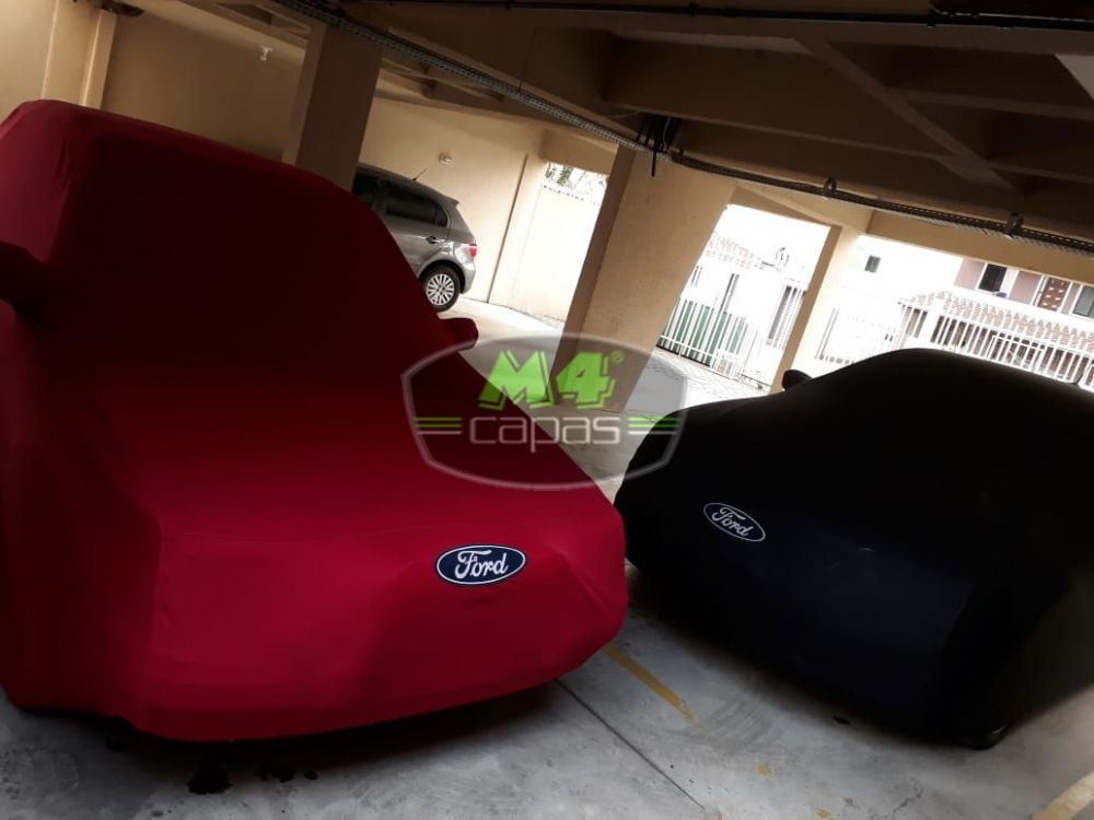 FORD FIESTA HATCH Capa Automotiva